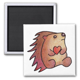 HEDGEHOG LOVE! MAGNET