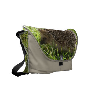 Hedgehog  Messenger Bag