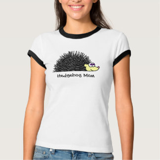Hedgehog Mom Shirt - Customizable!