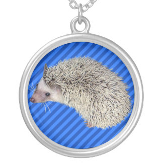 Hedgehog Necklace 1
