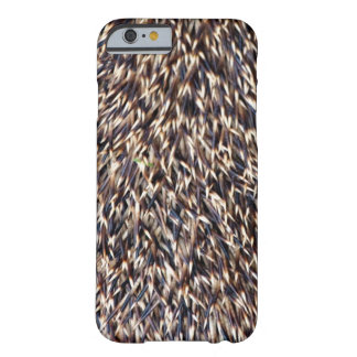 Hedgehog needles | barely there iPhone 6 case