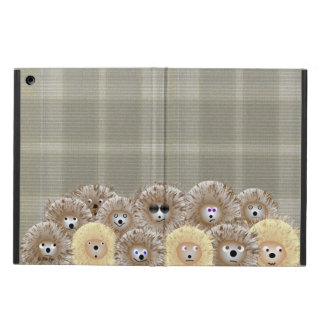 Hedgehog Party iPad Air Case