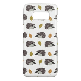 Hedgehog Pattern phone cases