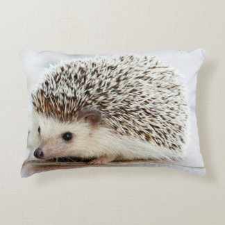 Hedgehog Photo Pillow