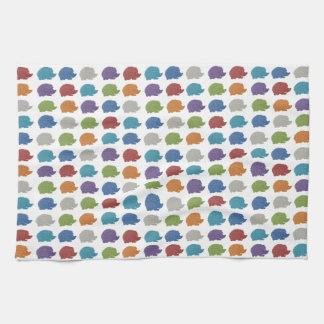 Hedgehog Pop Art Towels