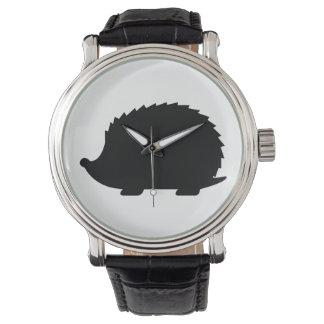 Hedgehog Silhouette Watch