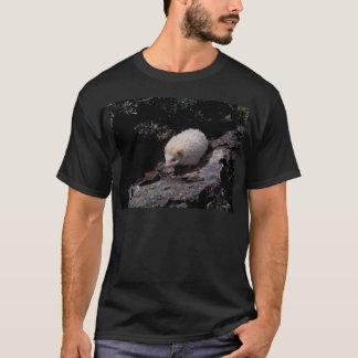 Hedgehog taking a stroll T-Shirt