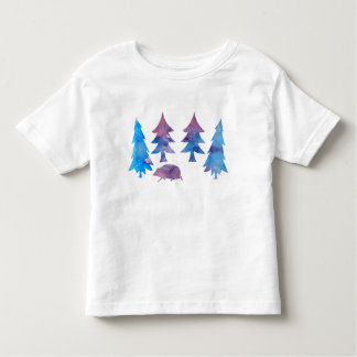 Hedgehog Toddler T-shirt