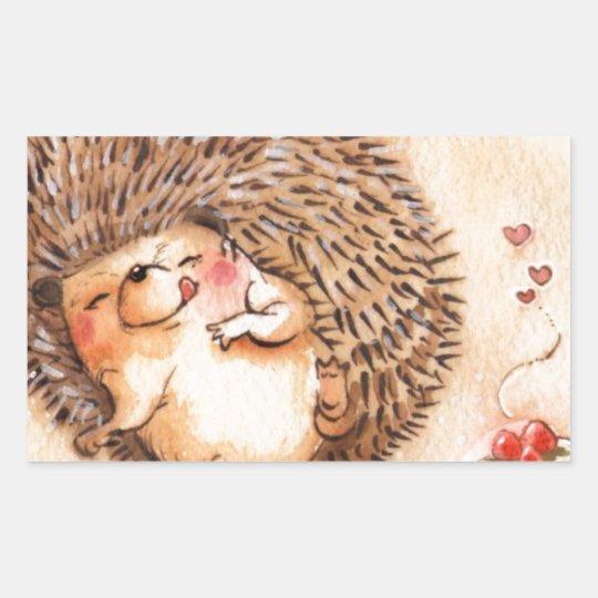 Hedgehog YUM!