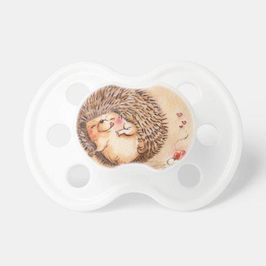 Hedgehog YUM! Baby Pacifier
