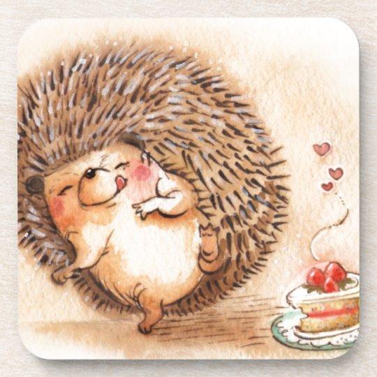 Hedgehog YUM! Coaster