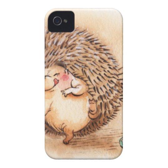 Hedgehog YUM! iPhone 4 Case-Mate Case