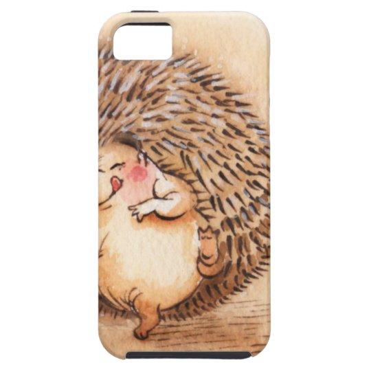 Hedgehog YUM! iPhone 5 Cover