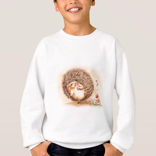 Hedgehog YUM! Sweatshirt