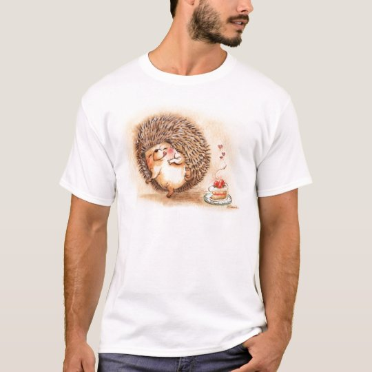 Hedgehog YUM! T-Shirt