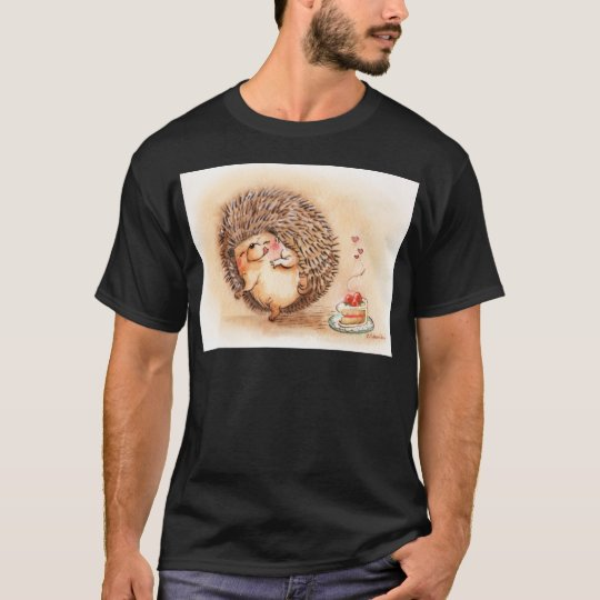 Hedgehog YUM! T-Shirt