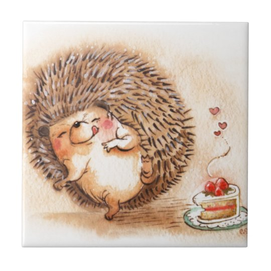 Hedgehog YUM! Tile