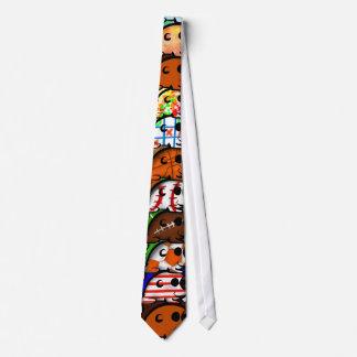 HedgeHogery Hedgehog Necktie