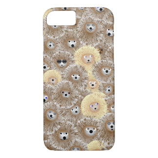 Hedgehogs Apple iPhone 8/7, Barely There Case