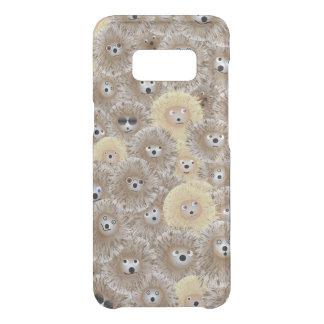 Hedgehogs Custom Samsung Galaxy S8 Clearly™ Case