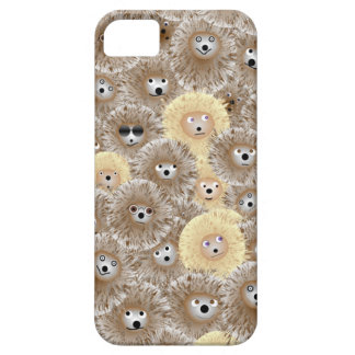 Hedgehogs iPhone SE + iPhone 5/5S, Phone Case