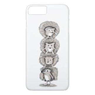 Hedgehogs Totem iPhone 8 Plus/7 Plus Case
