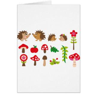 hedgehogsBall Card