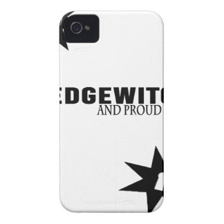 Hedgewitch and Proud of It iPhone 4 Cover