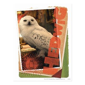 Hedwig 1 postcard