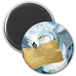 Hedwig Refrigerator Magnets