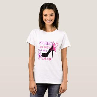 Heels and Attitude T-Shirt