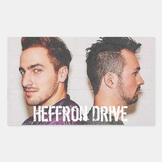 Heffron Drive Sticker