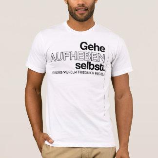 Hegel Aufheben T T-Shirt