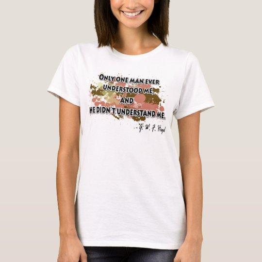 Hegel T-Shirt