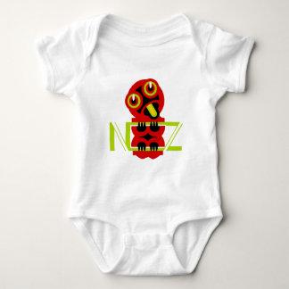 Hei Tiki Baby Bodysuit