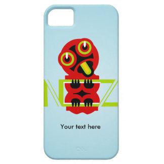 Hei Tiki Maori Design NZ New Zealand iPhone 5 Cases