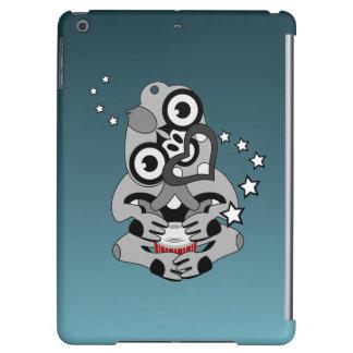 Hei Tiki New Zealand Drum iPad Air Cover