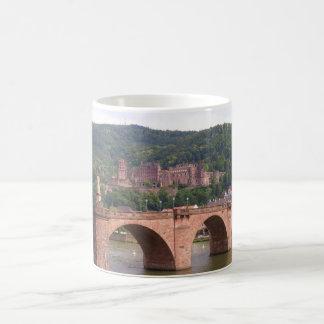 Heidelberg Castle and Bridge Coffee Mug