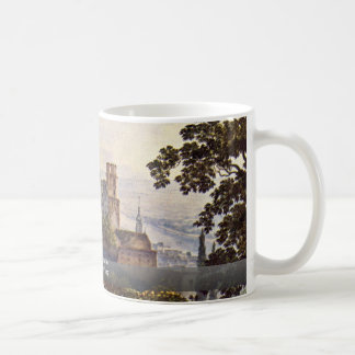 Heidelberg Castle By Fohr Carl Philipp Coffee Mug