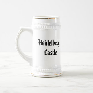 Heidelberg Castle - Stein