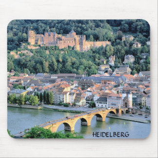 HEIDELBERG CASTLE & THE OLD BRIDGE MOUSE PAD