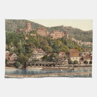 Heidelberg II, Baden-Württemberg, Germany Kitchen Towel