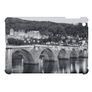 Heidelberg in black and white iPad mini case