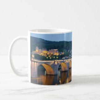 Heidelberg Panorama Coffee Mug