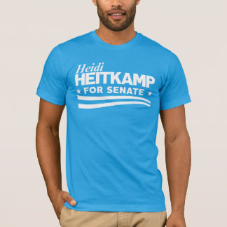 Heidi Heitkamp for Senate T-Shirt