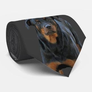 Heidi Rottweiler Tie