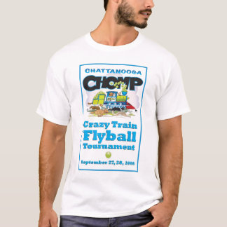 Height dog Crazy Train shirt
