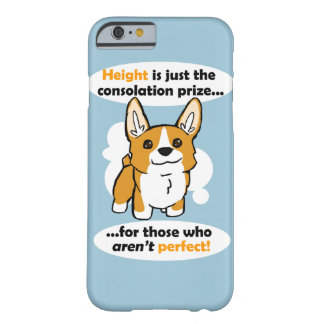 Height is just the consolation prize - case barely there iPhone 6 case