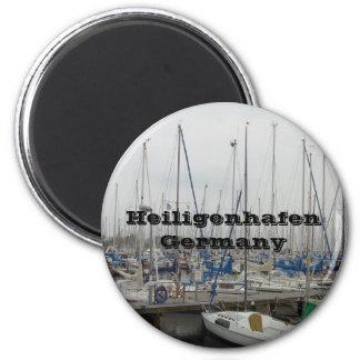 Heiligenhafen Germany Magnet