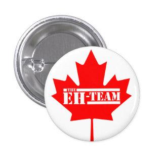 Hein feuille d'érable du Canada d'équipe Badges